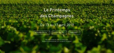 Le Printemps des Champagnes, «Le» salon des bulles